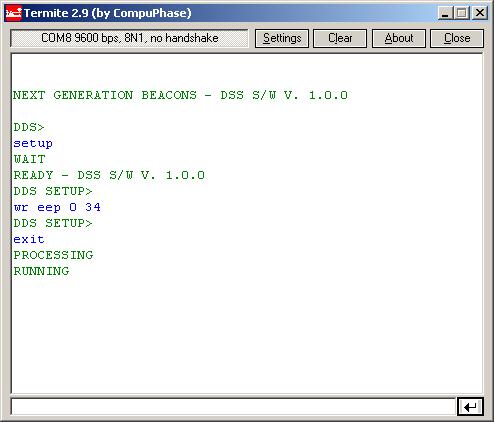 OZ2M - Next Generation Beacons